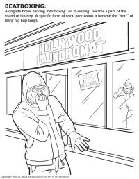Coloring Book Publishers | The Most Dynamite Hip Hop ...