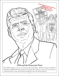 Coloring Book Publishers | The Democratic Party