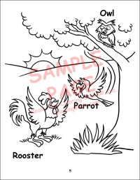 Coloring Book Publishers | Early Years Big Coloring Book