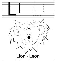 ABC Coloring Pages – A to Z – Bilingual – Animal worksheets – Letters  worksheets – Coloring Books for Kidz [ 1408 x 1088 Pixel ]