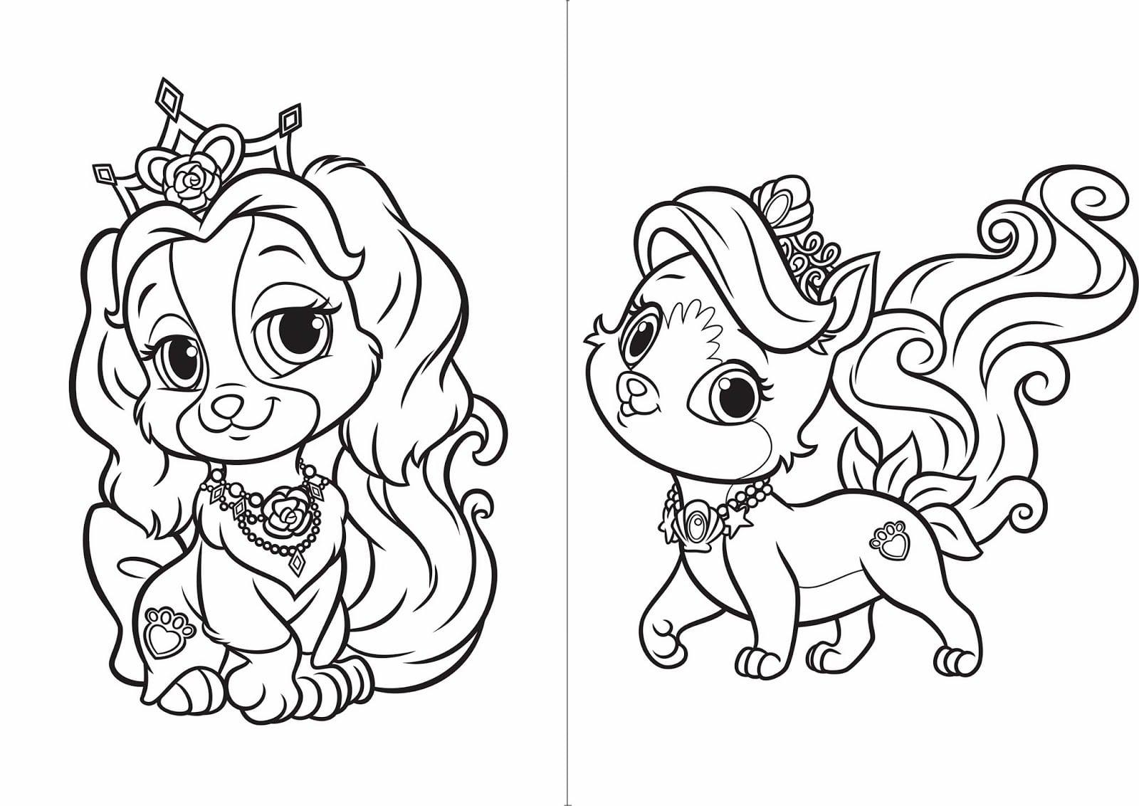 Desenhos Para Colorir Das Princesas Disney Desenhos Para