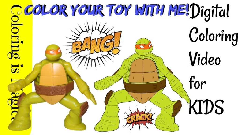 Teenage Mutant Ninja Turtles Coloring Pages - Best Coloring Pages ... | 576x1024