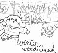Coloring pages winter wallpaper printable winter for adults mobile hd me