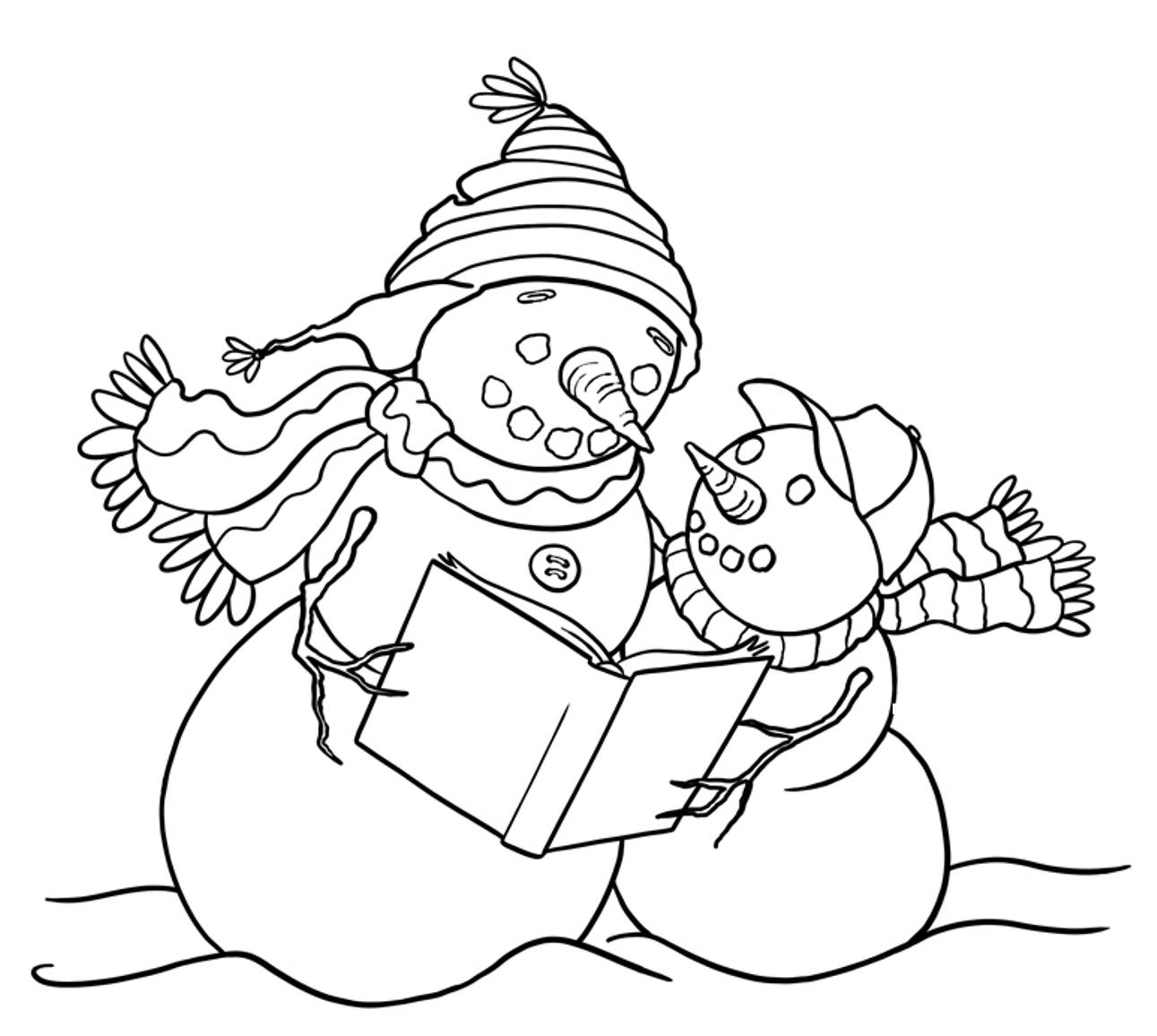 """Search Results for """"Snowmen Coloring Pages"""""""
