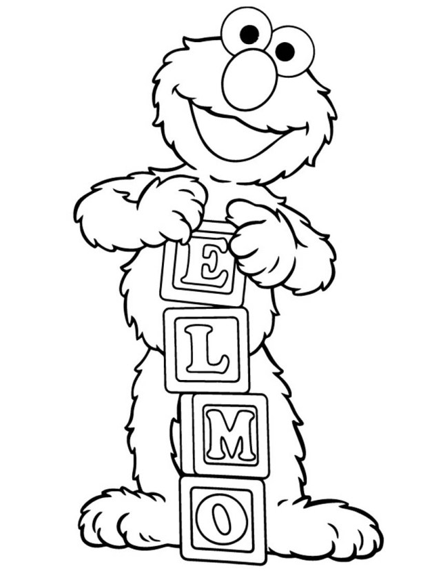 www.coloringme.com wp-content uploads 8 8 Baby-Elmo-Coloring