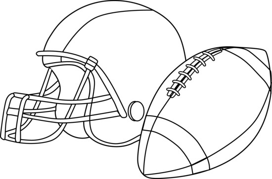 Printable Football Coloring Pages Coloringme Com