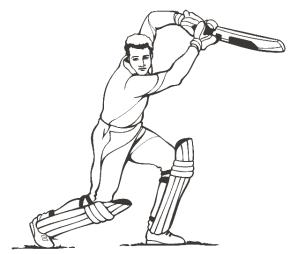 Sports : Baseball Bats Coloring Page, Baseball Logo