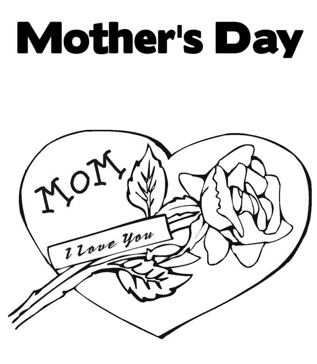 Printable happy-mothers-day-coloring-page