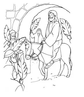 Draw Bunny Easter Coloring Pages & Coloring Book