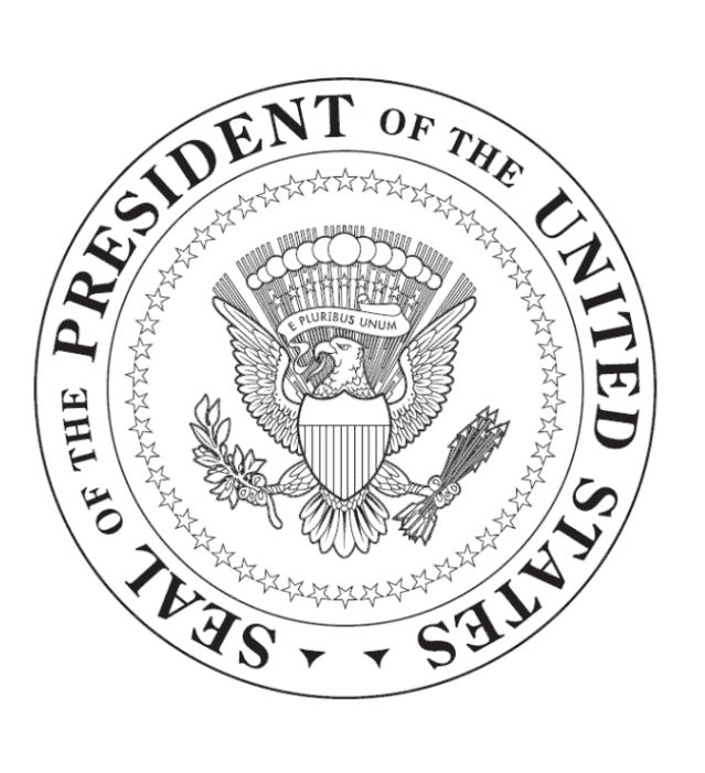Presidential Seal Coloring Page & Coloring Book