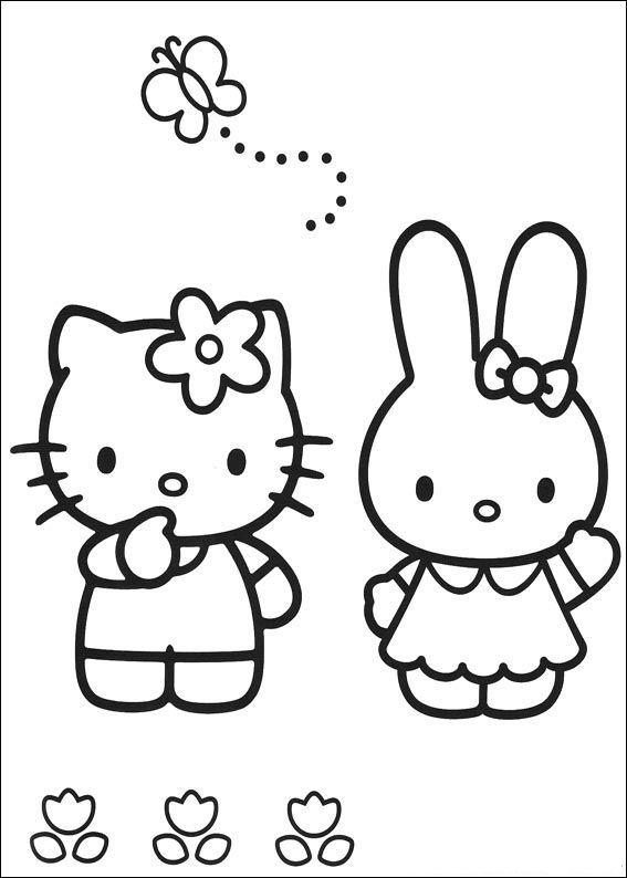 Kleurplaten Kerstmis Hello Kitty.Kleurplaat Peppa Pig Kerstmis Auto Electrical Wiring Diagram