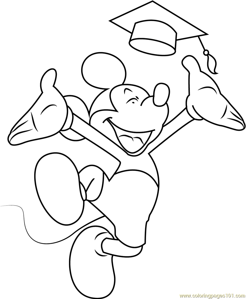 Completed Pages Coloring Pages