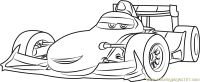 Francesco Bernoulli Coloring Page - Free Cars Coloring ...