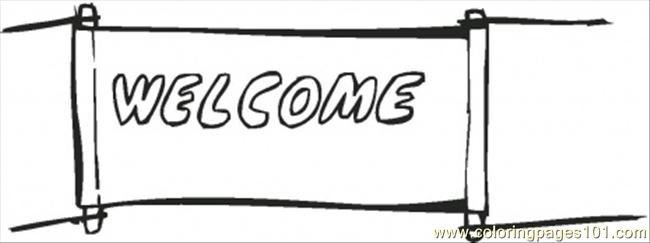 welcome coloring page  free emotions coloring pages