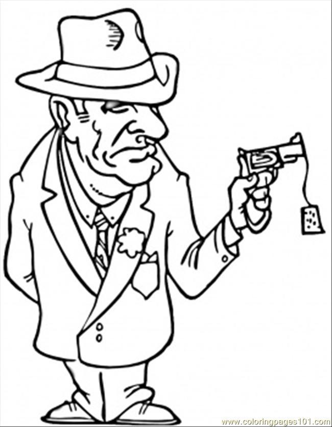 Mafia Website Game
