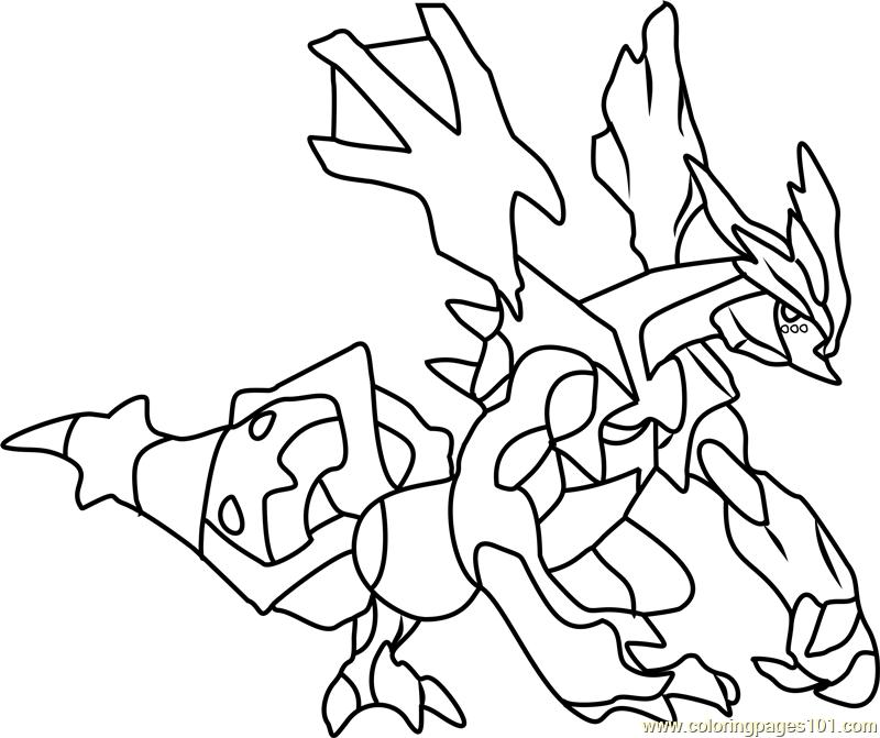 Kyurem Pokemon Movie