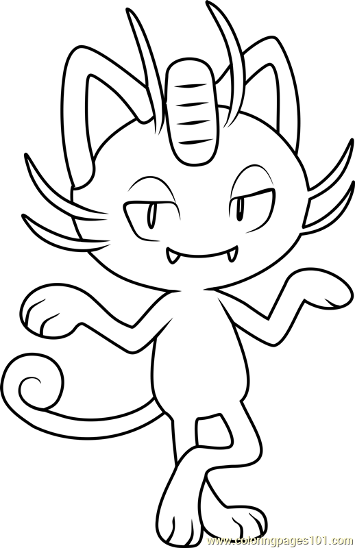 alolan marowak coloring pages | Alola Pokemon Coloring Pages - Arenda-stroy