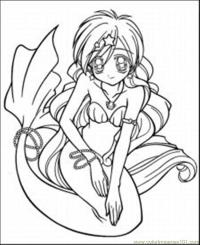 Coloring Pages Anime Coloring Pages 92 Med (Cartoons ...