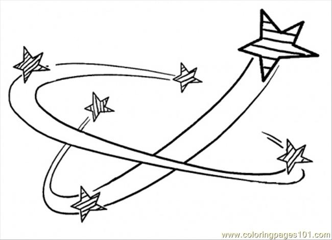 Telescope Coloring Pages