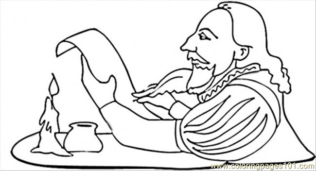 Macbeth Coloring Coloring Pages