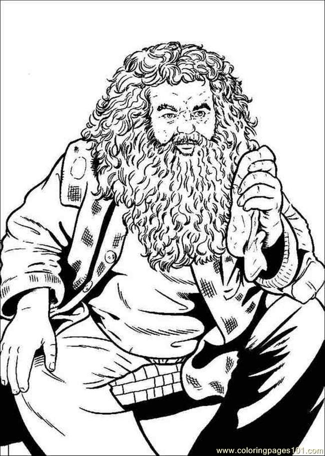Coloring Pages He Phoenix Coloring Pages (Cartoons > Harry