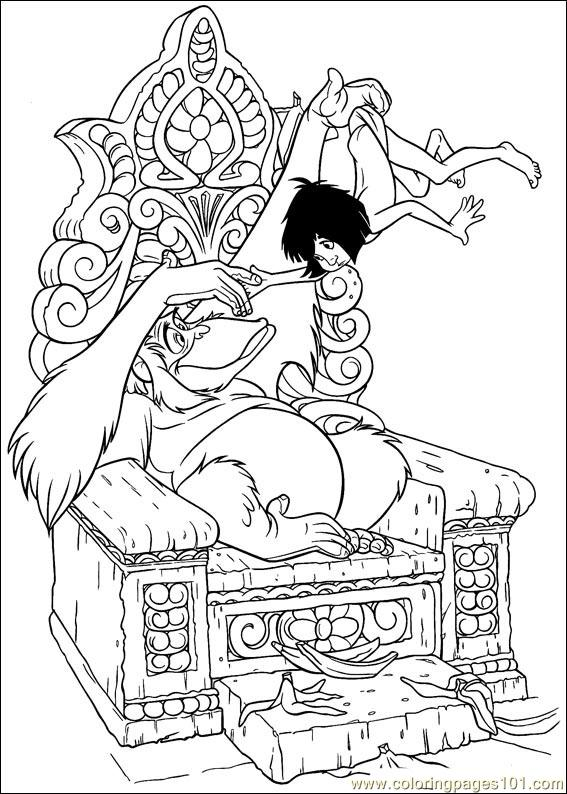 Coloring Pages Jungle Book 57 (Cartoons > Jungle Book