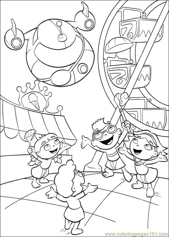 Coloring Pages Little Einsteins 54 (Cartoons > Little