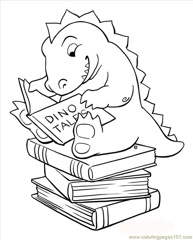 Coloring Pages Readingmonster Big (Cartoons > Monsters Inc