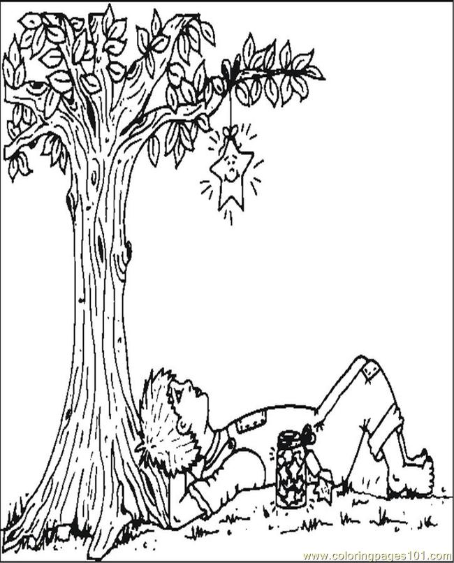 Make A Wish Coloring Pages Coloring Pages