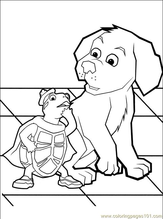 Coloring Pages Wonder Pets 35 (Cartoons > The Wonder Pets