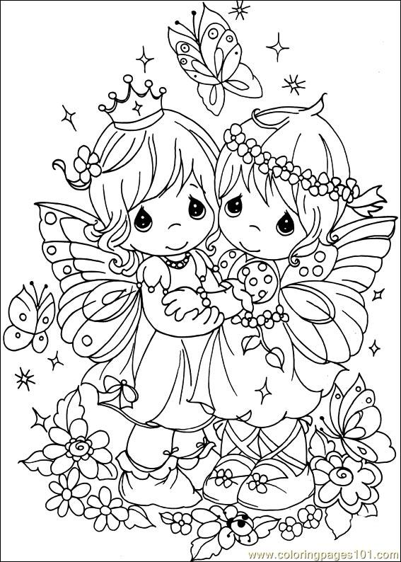 free printable precious moments easter coloring pages