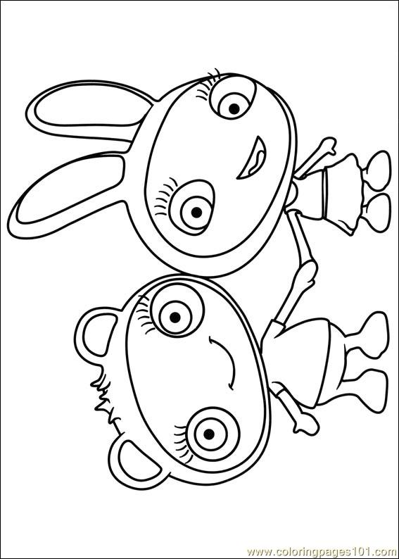 Waybuloo 36 Coloring Page Free Miscellaneous Coloring
