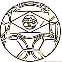 Flag of brazil Coloring Page   Free Brazil Coloring Pages ...