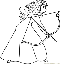 Curly Locks Coloring Page Coloring Pages