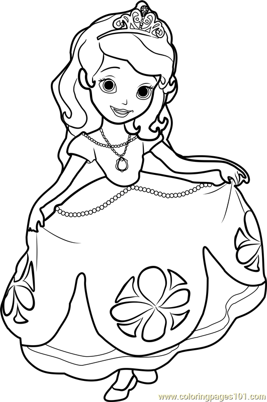 Barbie Princess Colouring Sheets Coloration
