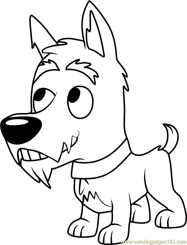 Hanna Barbera Coloring Pages Pdf