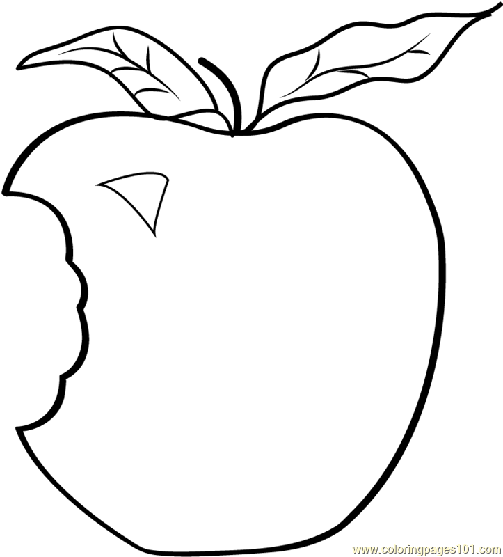 Black And White Apple Tree Clipart Free Clipart