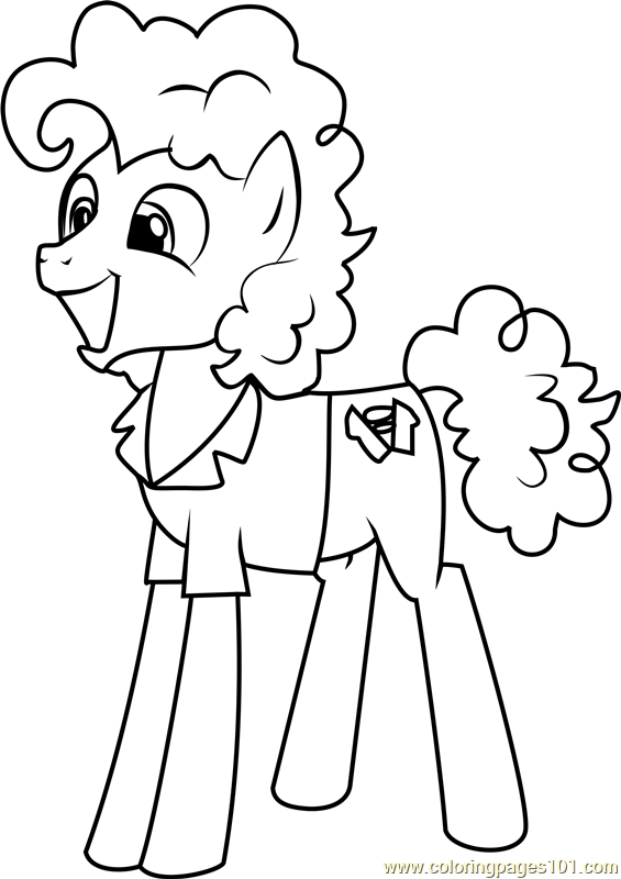 Cheese Sandwich Coloring Page Free My Little Pony