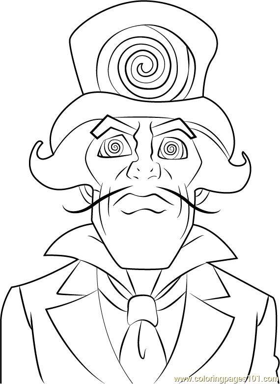 Coloring Super Hero Squad Coloring Page