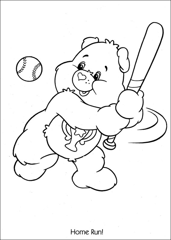 Ultimate Baseball Coloring Sheets Roundup — Printable