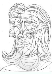 Guernica Coloring Page Coloring Pages