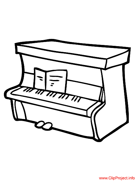 Piano image to color
