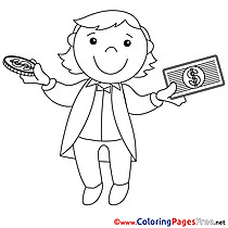 Coloring sheets for kids download for free