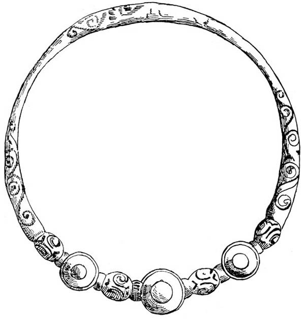 Celtic Bracelet Jewelry Coloring Page : Coloring Sky