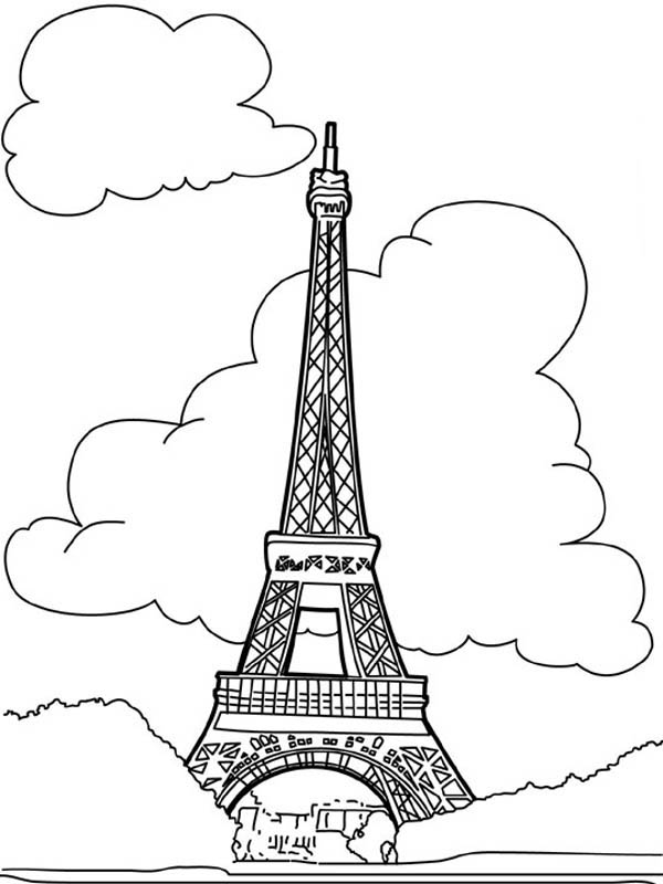 French People Proud Coloring Page : Coloring Sky