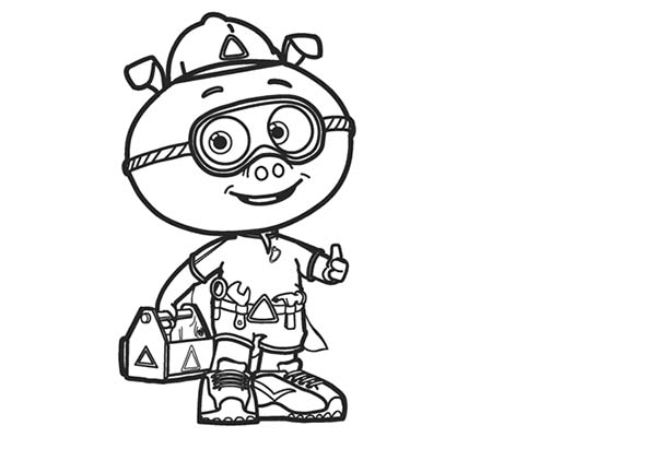 Jack In The Box Coloring Sheet, Jack, Free Engine Image