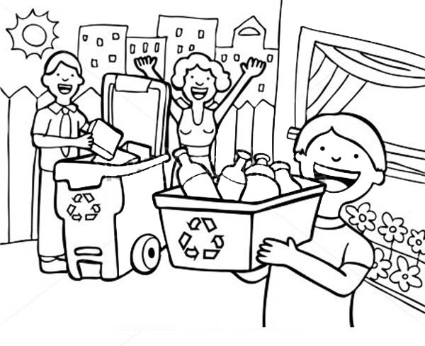 Reduce Reuse Recycle Definition For Kids