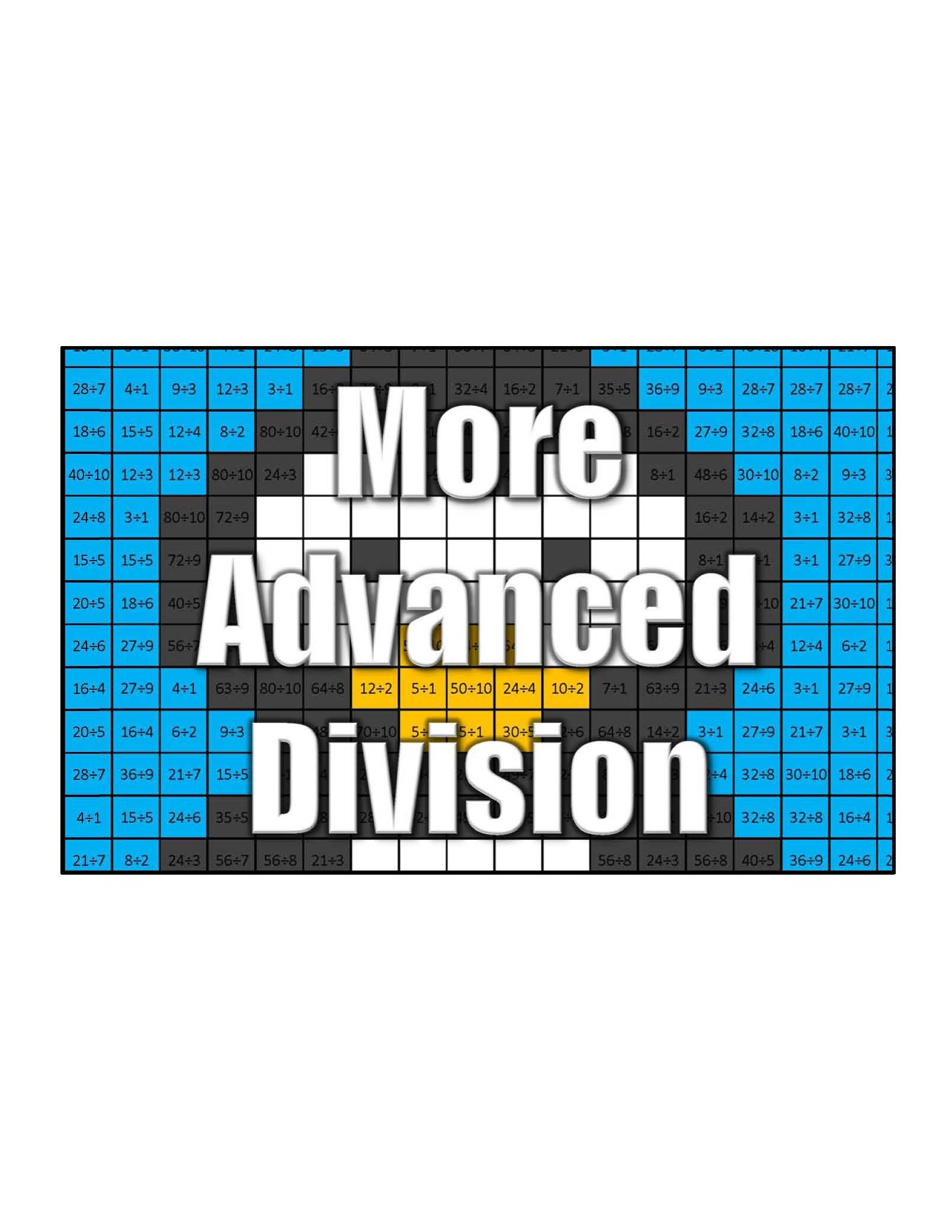 Get More Advanced Division