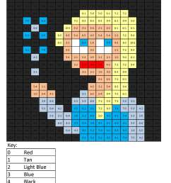 Disney Princess Addition and Subtraction - Coloring Squared [ 2200 x 1700 Pixel ]