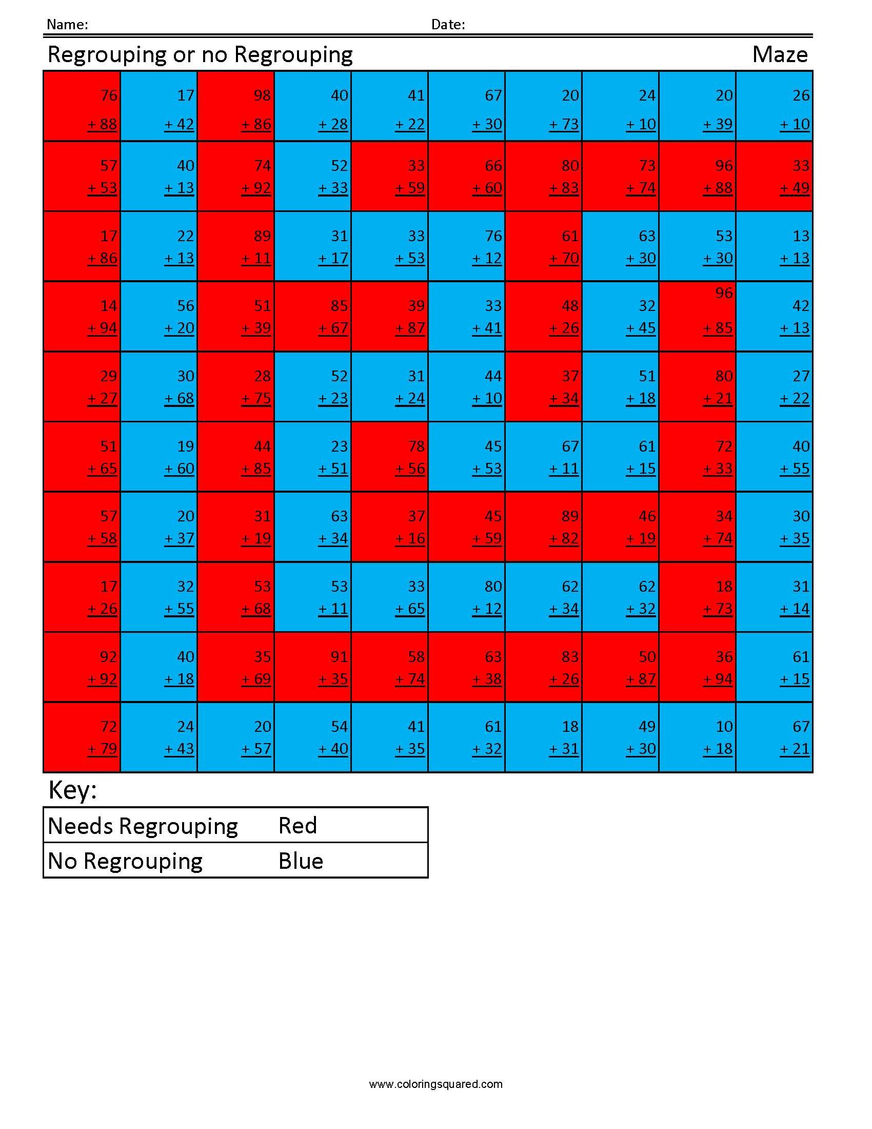 100 Problems Multiplication Worksheet Level 1